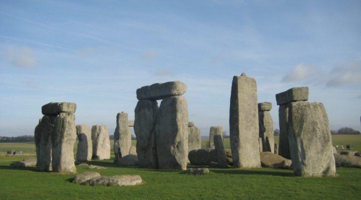 Stonehenge – prehistoric monument